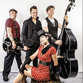 Bonnie & the groove Cats